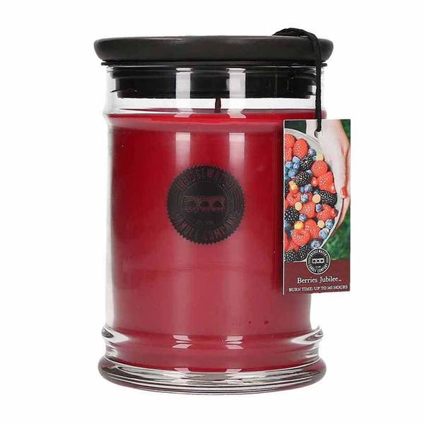 Bridgewater Berries Jubilee Jar Candle - 18oz