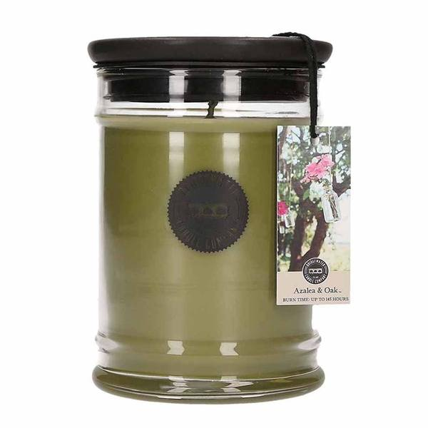 Bridgewater Azalea and Oak Jar Candle - 18oz
