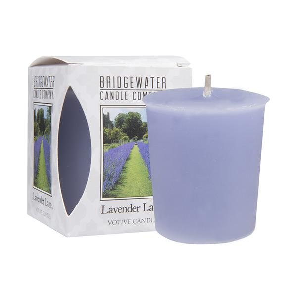 Bridgewater Lavender Lane Votive Candle