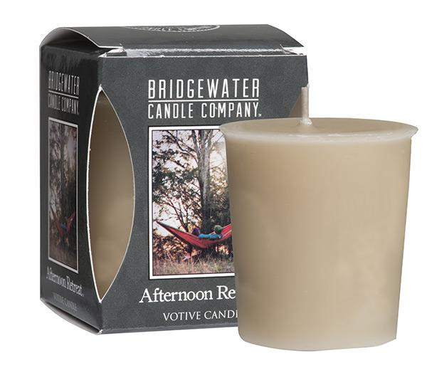 Bridgewater Afternoon Retreat Votive Candle