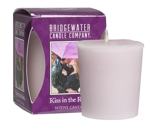 Bridgewater Kiss in the Rain Votive Candle