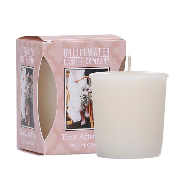 Bridgewater Time after Time Votive Candle