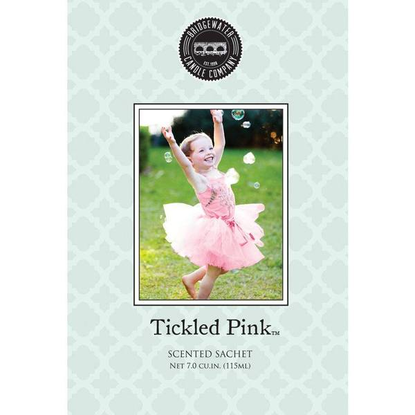 Bridgewater Tickled Pink Large Scented Sachet