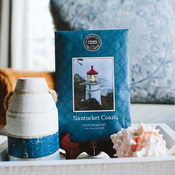 Bridgewater Nantucket Coast Large Scented Sachet