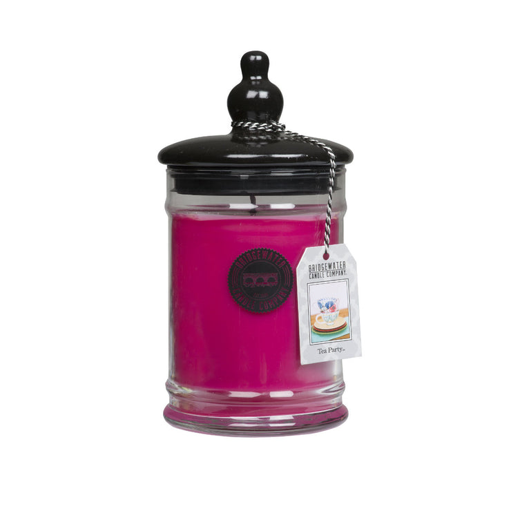 Old Design Bridgewater Tea Party Jar Candle - 18oz