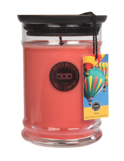 Bridgewater Soar Jar Candle - 18oz