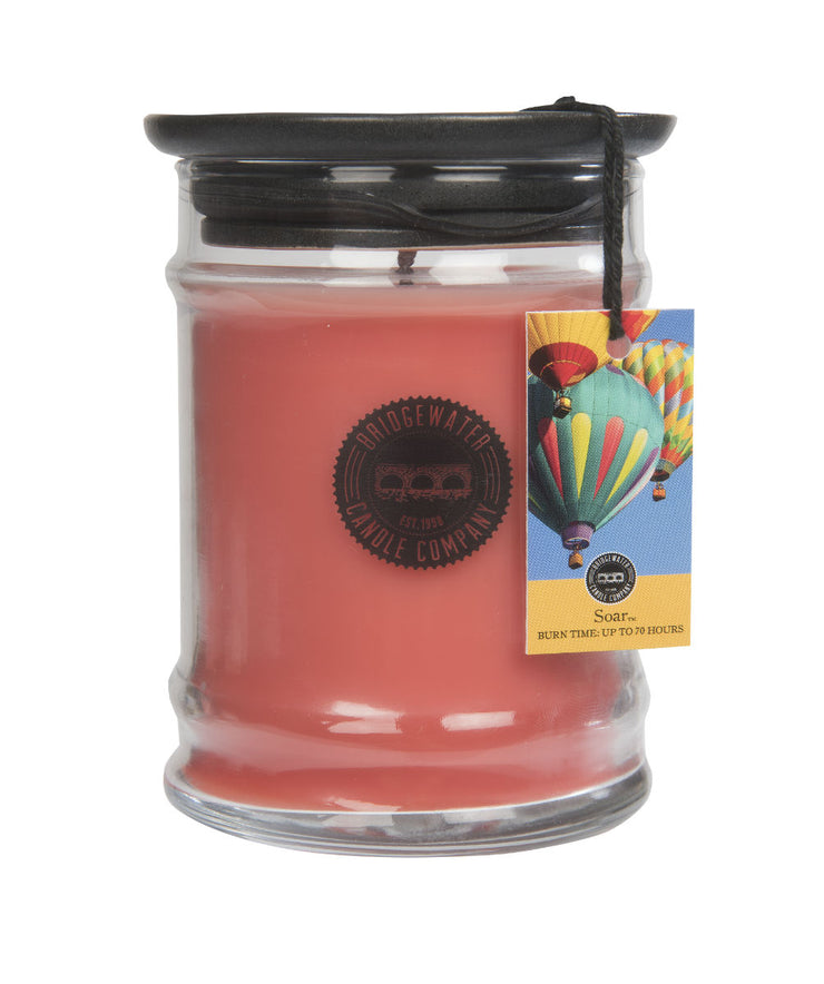 Bridgewater Soar Jar Candle - 8oz