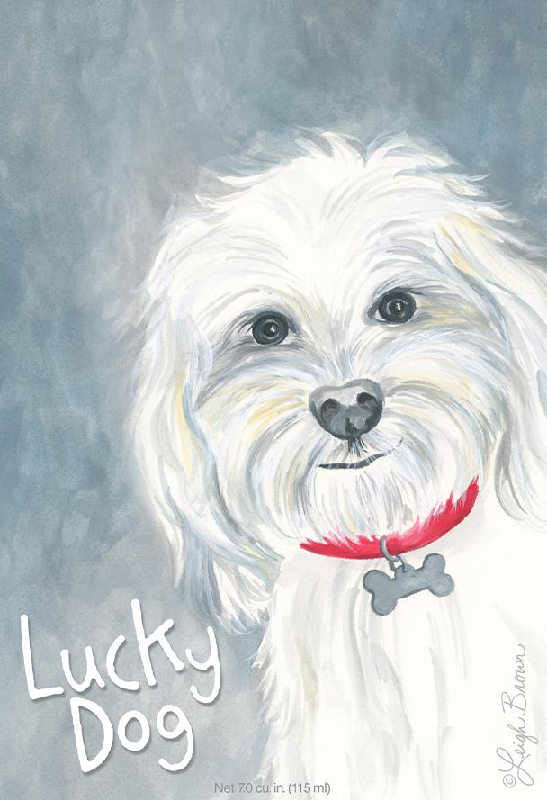 Willowbrook Lucky Dog Large Scented Sachet