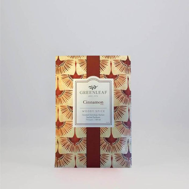 Greenleaf Cinnamon Large Scented Sachet
