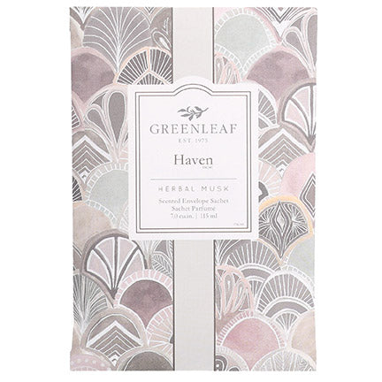 Greenleaf Haven Large Scented Sachet