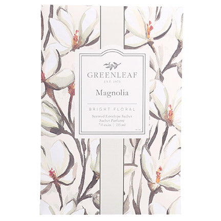 Greenleaf Magnolia Large Scented Sachet