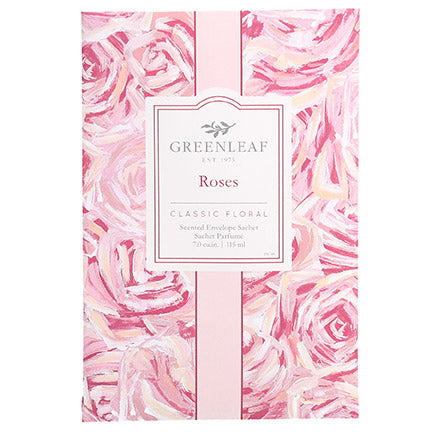 Greenleaf Roses Large Scented Sachet