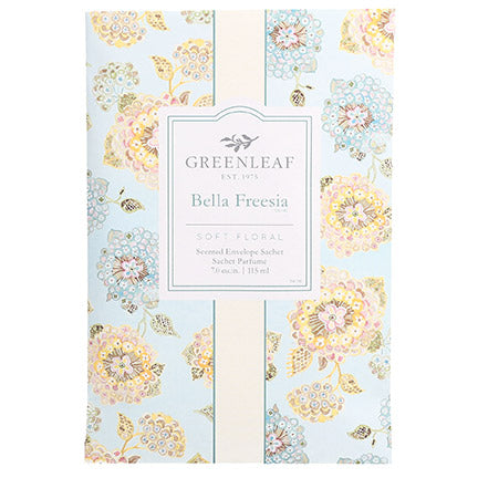 Greenleaf Bella Freesia Large Scented Sachet