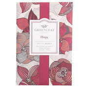 Greenleaf Hope Large Scented Sachet
