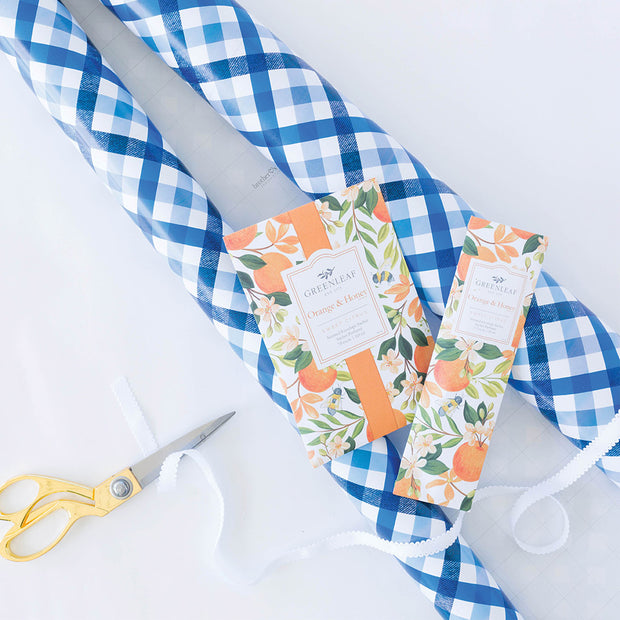 Greenleaf Orange & Honey Slim Scented Sachet