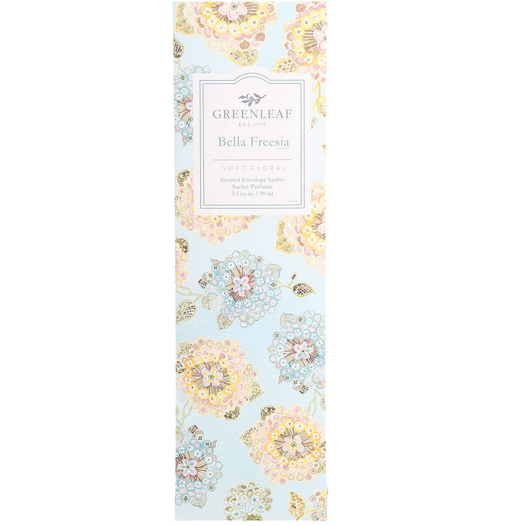 Greenleaf Bella Freesia Slim Scented Sachet