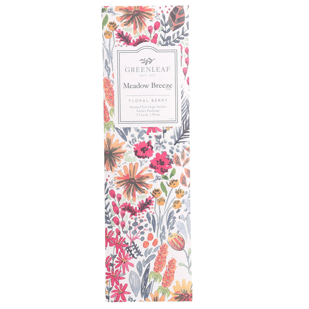 Greenleaf Meadow Breeze Slim Scented Sachet