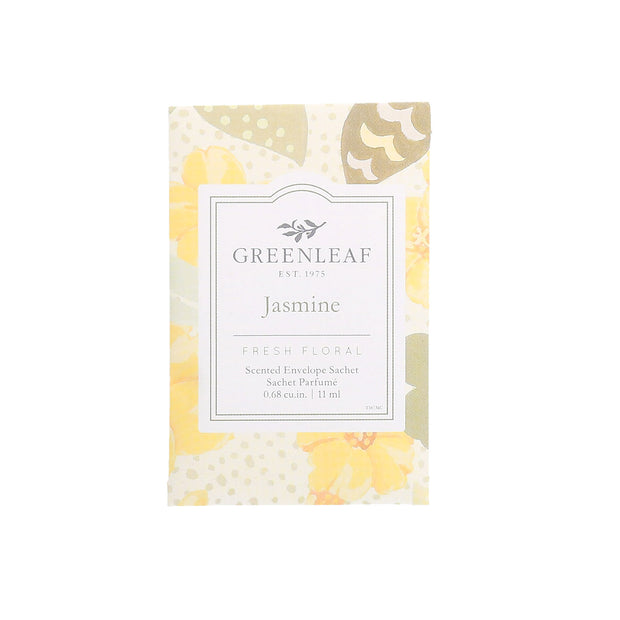 Greenleaf Jasmine Small Scented Sachet