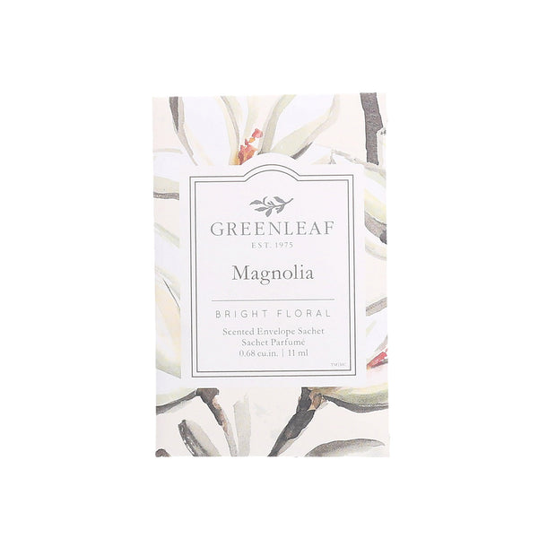 Greenleaf Magnolia Small Scented Sachet