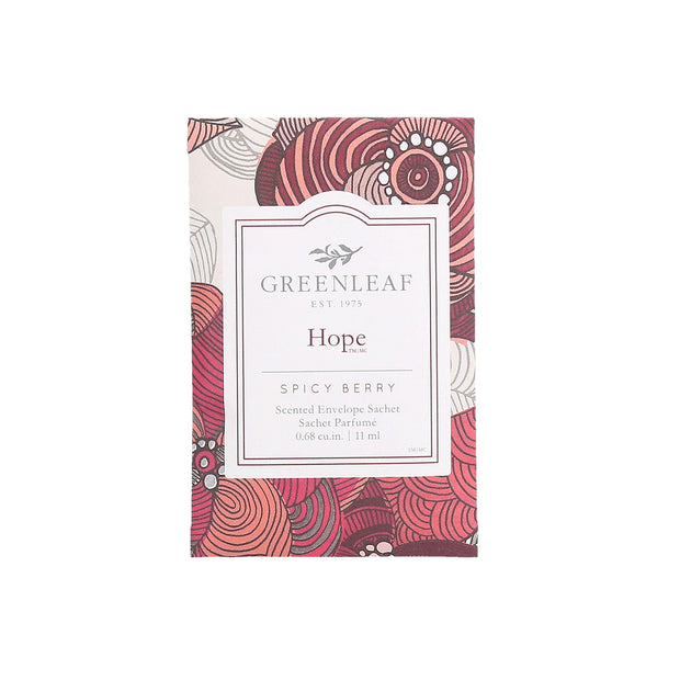 Greenleaf Hope Small Scented Sachet