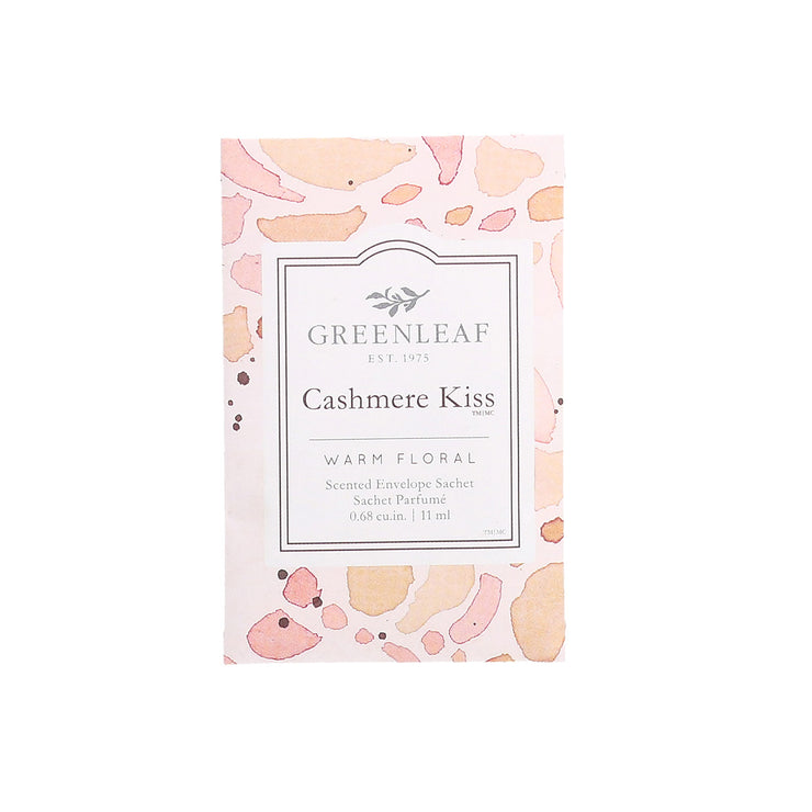 Greenleaf Cashmere Kiss Small Scented Sachet