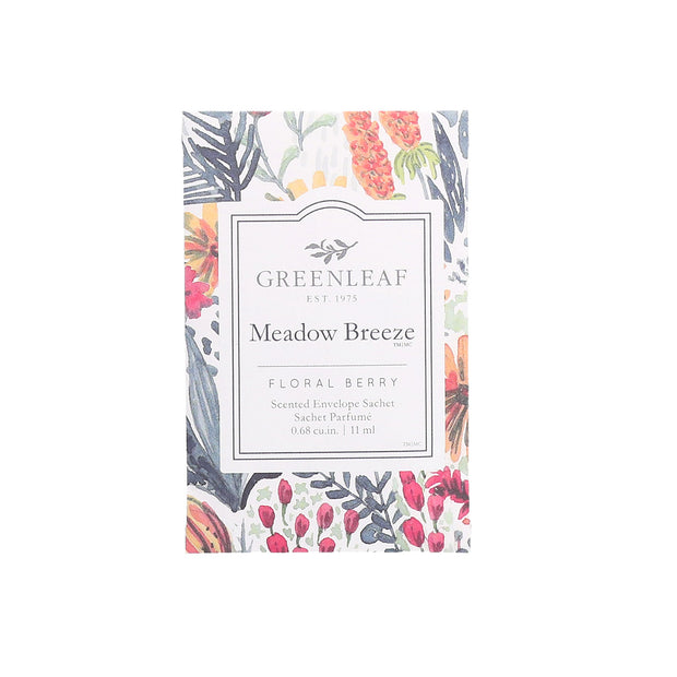 Greenleaf Meadow Breeze Small Scented Sachet