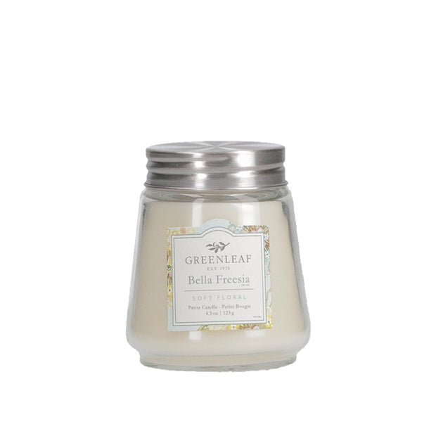 Greenleaf Bella Freesia Petite Candle