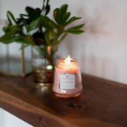 Greenleaf Currant Rose Petite Candle