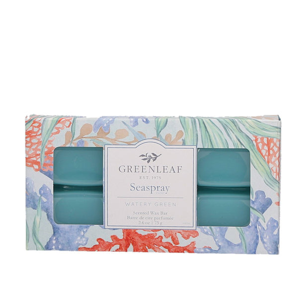 Greenleaf Seaspray Wax Bar