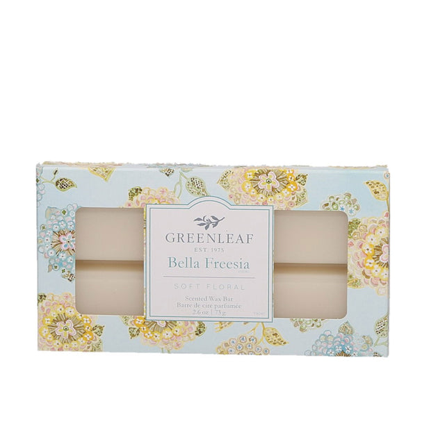 Greenleaf Bella Freesia Wax Bar