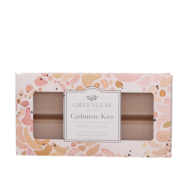 Greenleaf Cashmere Kiss Wax Bar