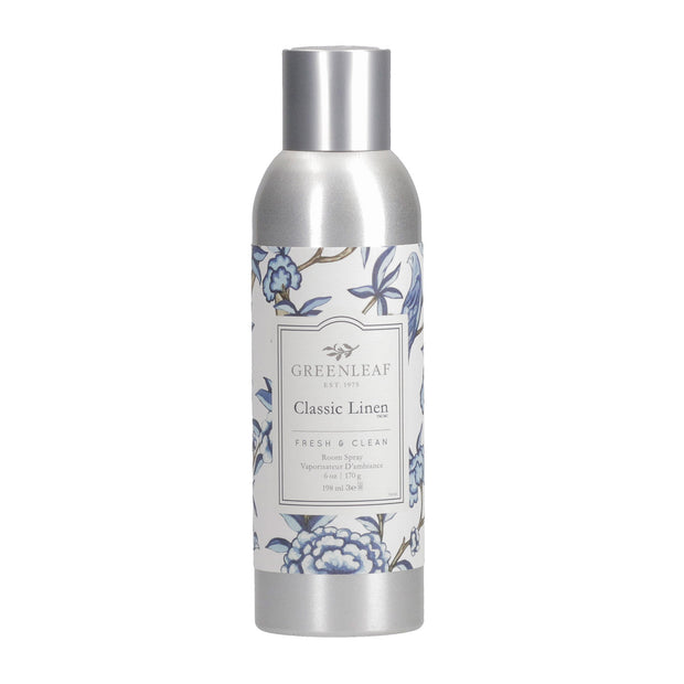 Greenleaf Classic Linen Room Spray