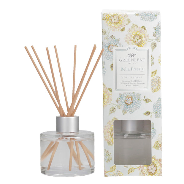 Greenleaf Bella Freesia Signature Reed Diffuser