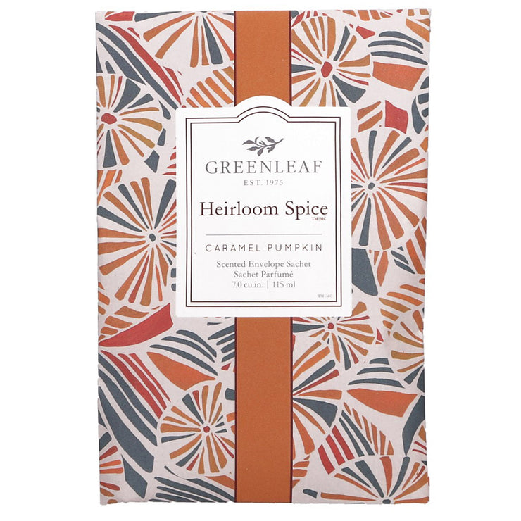 Greenleaf Heirloom Spice Large Scented Sachet