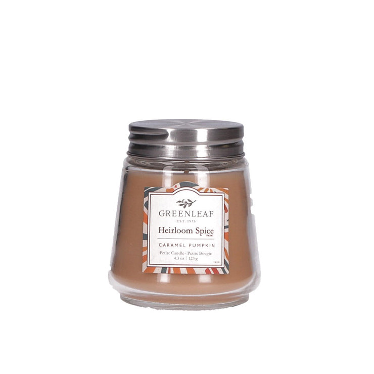 Greenleaf Heirloom Spice Petite Candle