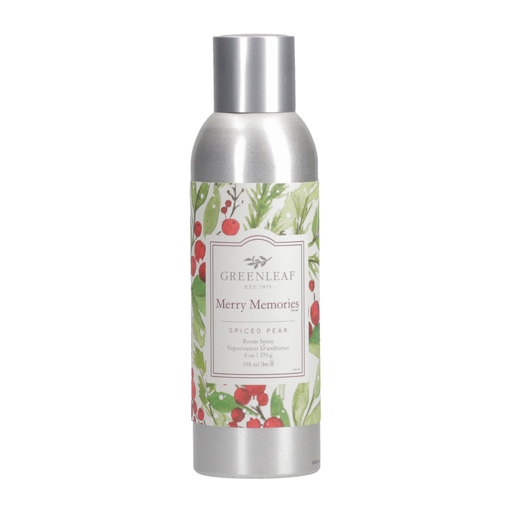 Greenleaf Merry Memories Room Spray