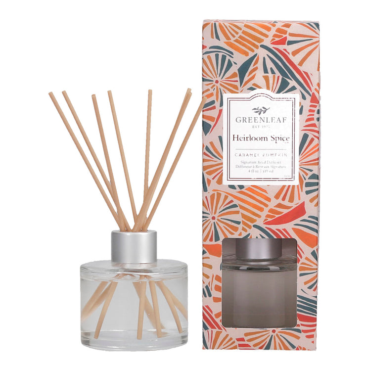 Greenleaf Heirloom Spice Signature Reed Diffuser