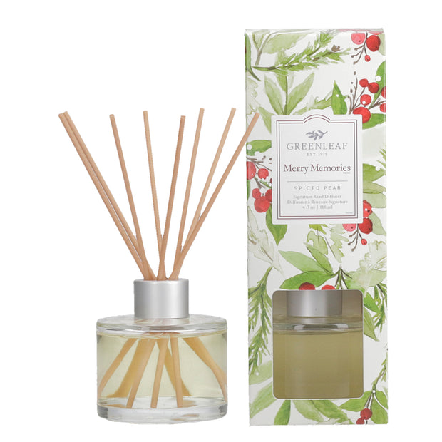 Greenleaf Merry Memories Signature Reed Diffuser