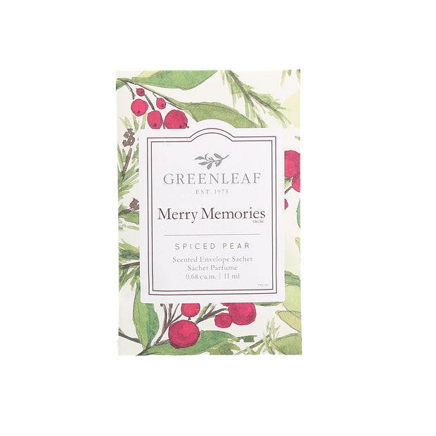 Greenleaf Merry Memories Small Scented Sachet