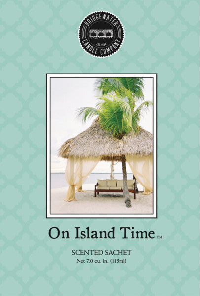 Bridgewater On Island Time Large Scented Sachet