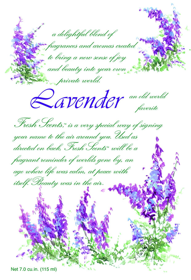 Willowbrook Lavender Large Scented Sachet