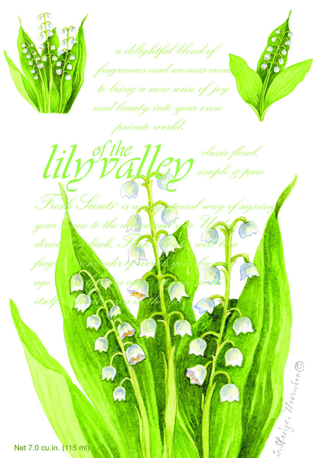 Willowbrook Lily of the Valley Large Scented Sachet