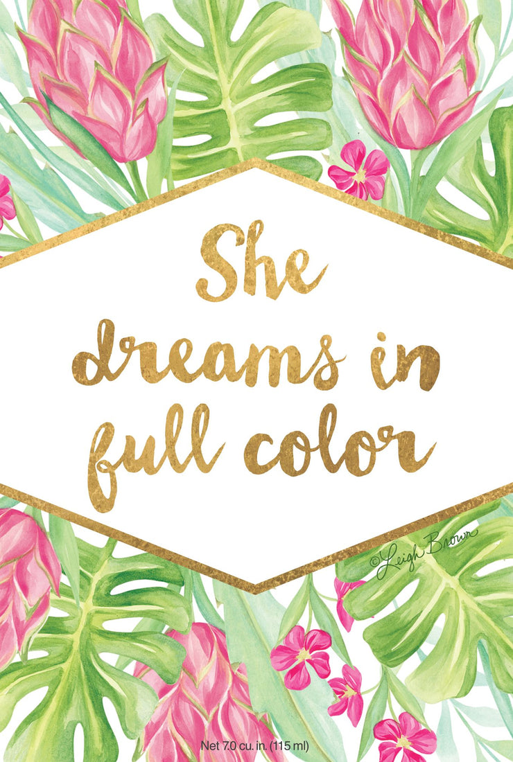 Willowbrook She Dreams in Full Color Large Scented Sachet