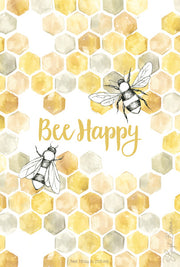 Willowbrook Bee Happy Large Scented Sachet