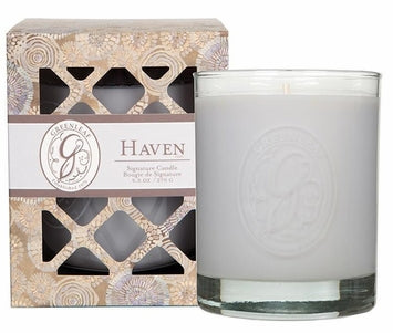 Greenleaf Haven Signature Candle -OLD DESIGN