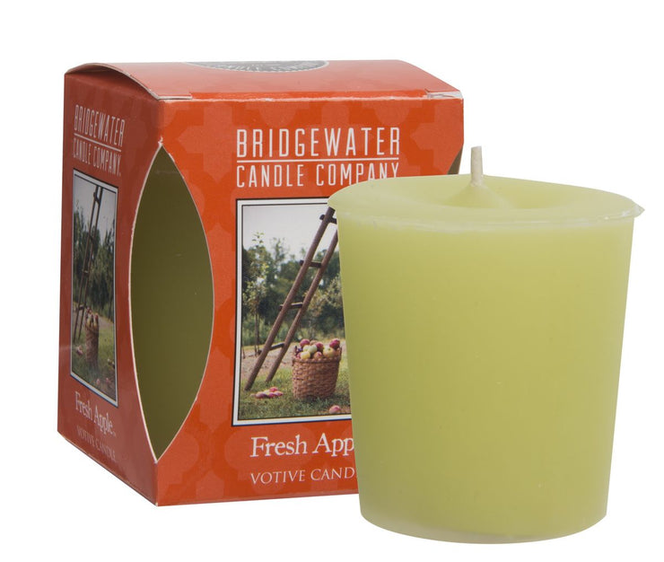 Bridgewater Fresh Apple Votive Candle