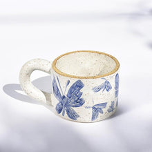 Load image into Gallery viewer, Short Butterfly Mug
