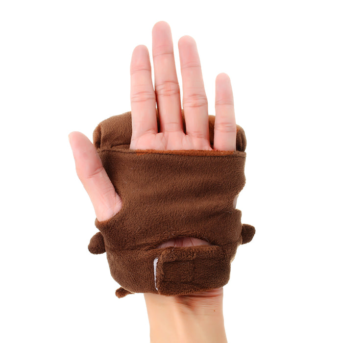 Toast hand warmer fingerless