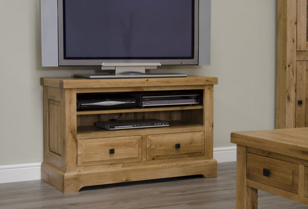 Warwick Oak TV Unit