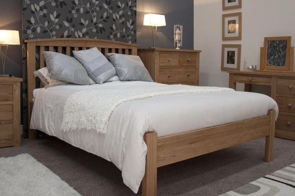 Torino Arched Bed Frame